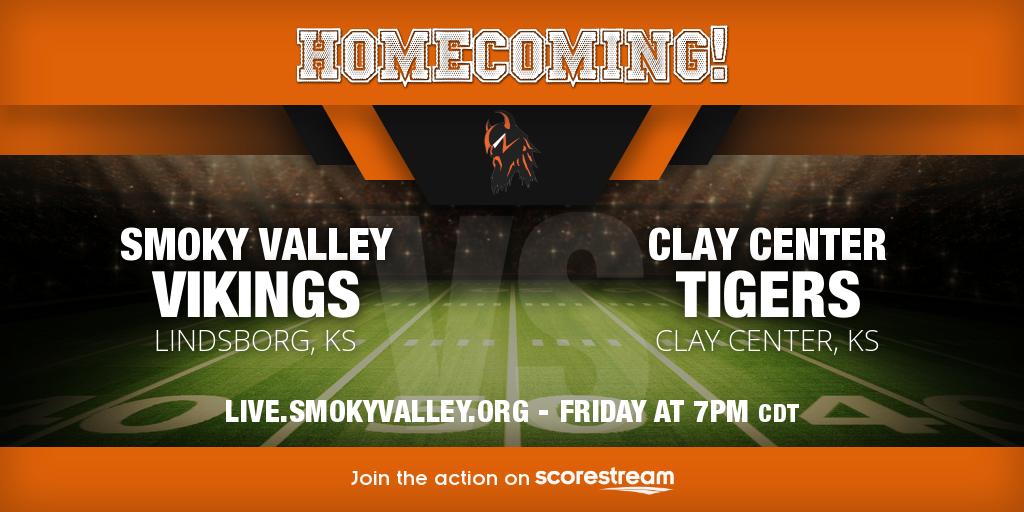 SV vs ClayCenter Football