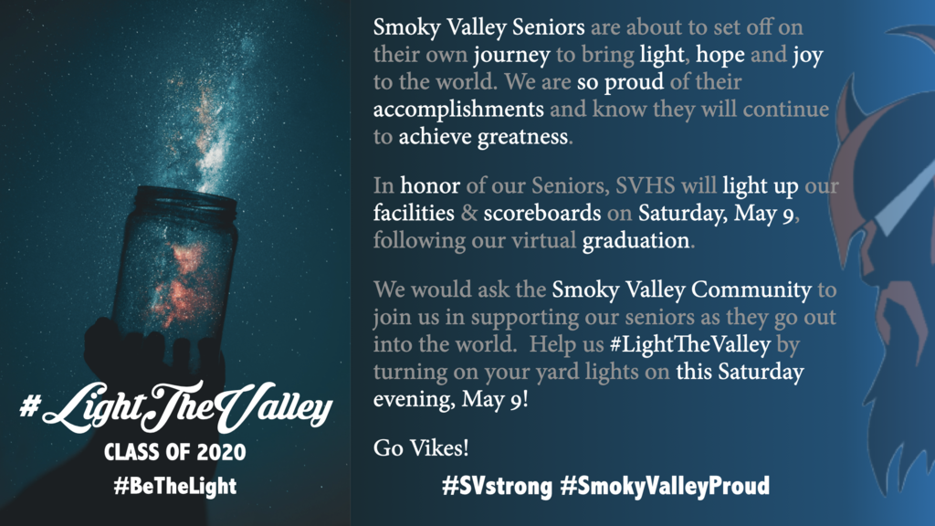 #LightTheValley