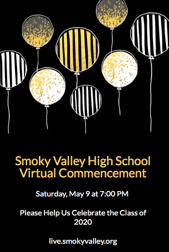 Smoky Valley High School Virtual Commencement